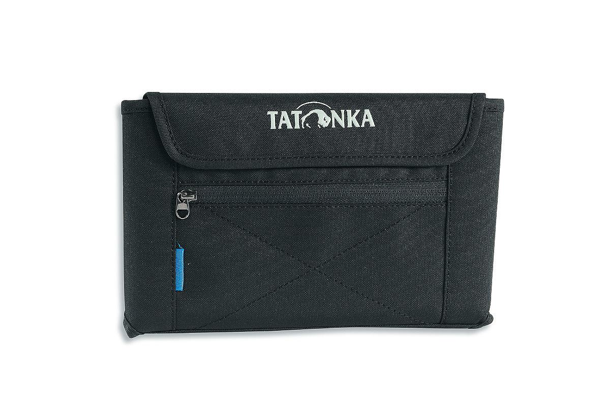 """Кошелек Tatonka """"Travel Wallet"""", цвет: черный. 2978.040"""