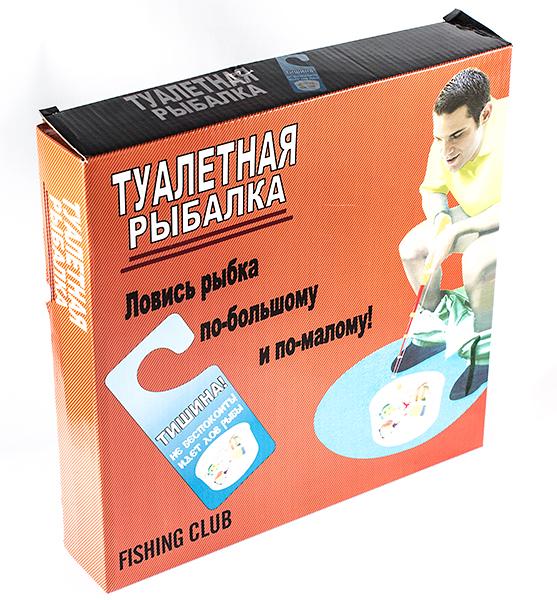 Туалетная Рыбалка ЭВРИКА95221Напольная игра «мини-рыбалка» представляет собой набор, при помощи которого можно скрасить время, проведенное в уборной. В набор входят: специальный текстильный коврик, складной аквариум из толстого полиэтилена, магнитная удочка, набор пластиковых рыбок и дверная табличка с просьбой не беспокоить. Расстелив коврик возле унитаза, расправьте стенки аквариума, придав ему форму ёмкости, заполните его водой, опустите в ёмкость рыбок, и попытайтесь выудить их все при помощи удочки. Не забудьте предварительно снабдить входную дверь сообщением о ваших планах на «рыбалку», чтобы вашу улов не распугали!