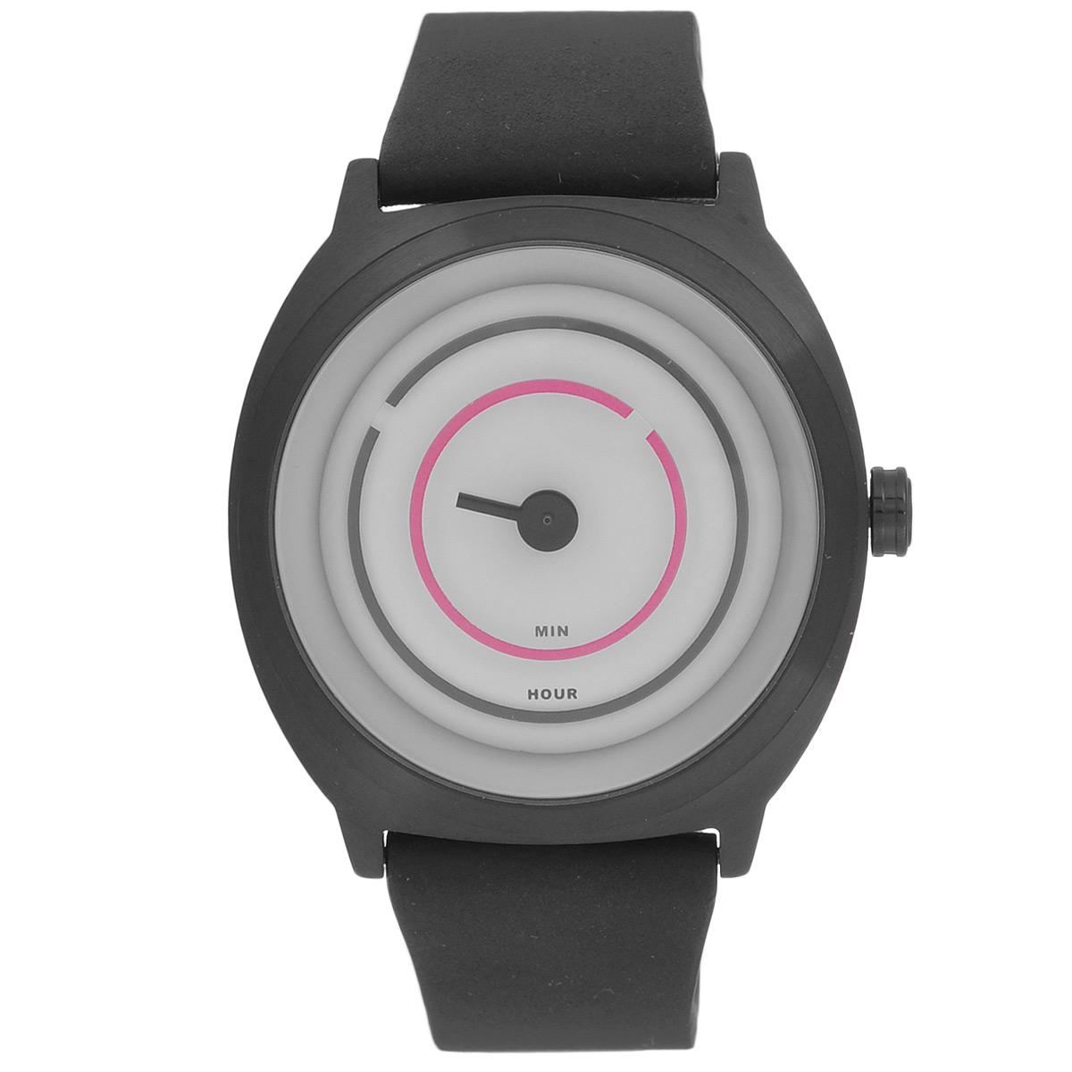 "Часы наручные женские Tacs ""TFO-D-A"", цвет: черный, белый, фуксия. TS1203A ( TS1203A )"