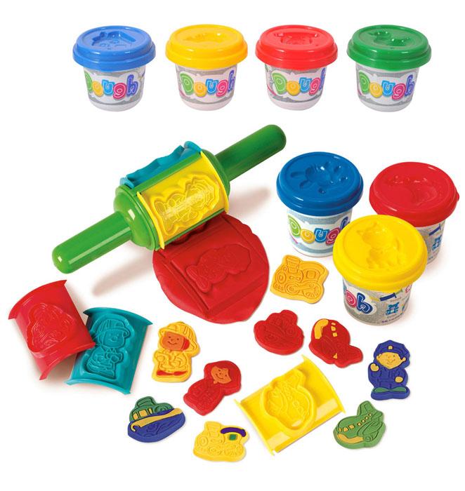 Playgo Набор для лепки Jumbo Roller