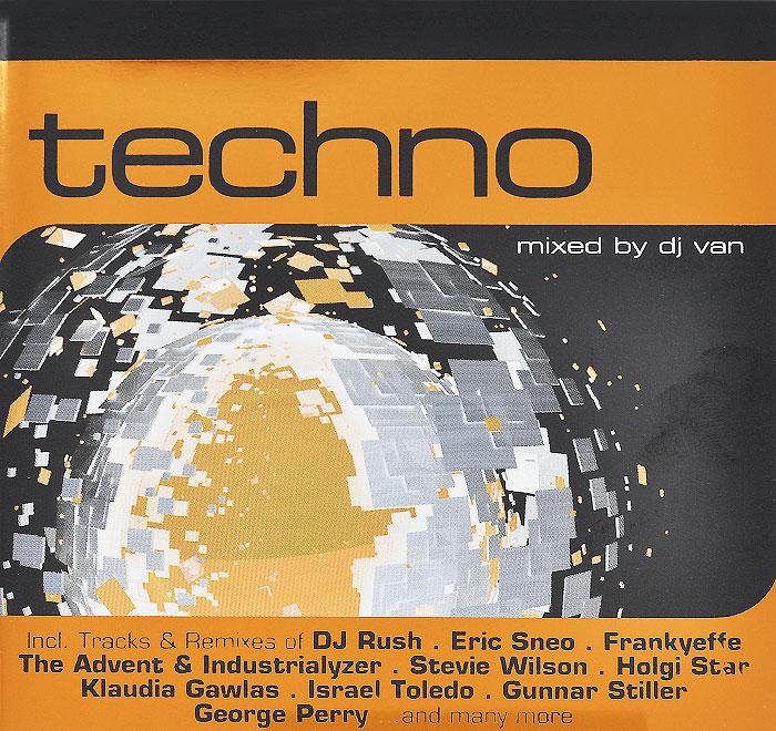 Techno (2 CD) 2015 2 Audio CD