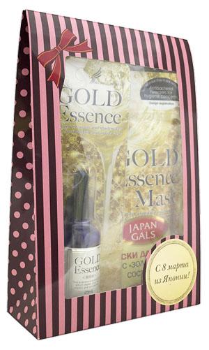 """Japan Gals ���������� ����� """"������"""": ����� � �������� �������� Essence Mask 7 �� + ��������� � """"������� ��������"""" """"Pure beau essence"""""""