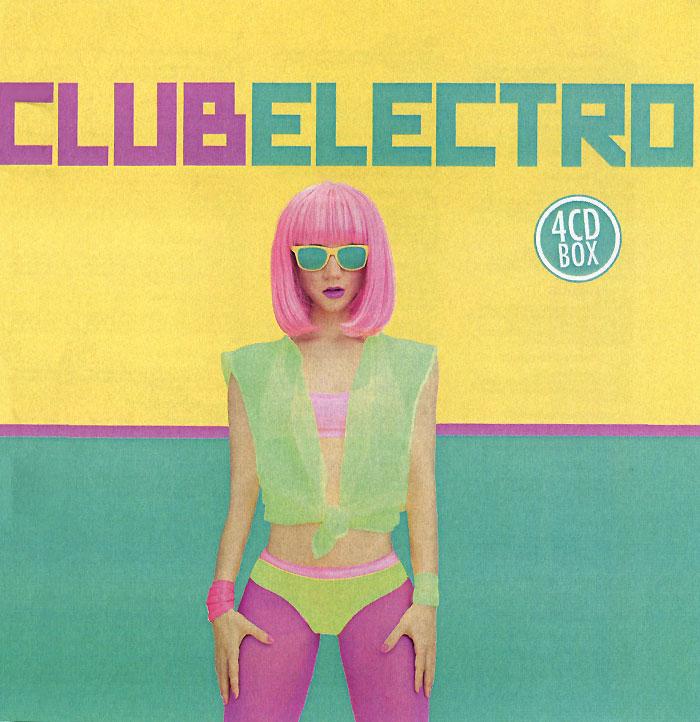 Club Electro (4 CD)