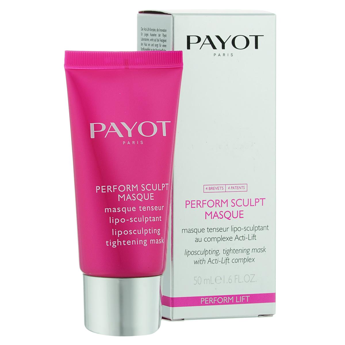 Payot Моделирующая маска Perform Lift для лица с эффектом лифтинга 50 мл65092176подтягивает и разглаживает кожу; снимает напряжение; делает контур лица более четким