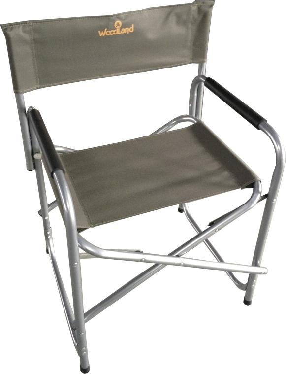 Кресло складное Woodland Outdoor, 56 см х 46 см х 80 см0036497Складное кресло Woodland Weekend предназначено для создания комфортных условий в туристических походах, охоте, рыбалке и кемпинге. Особенности: Компактная складная конструкция. Прочный стальной каркас с покрытием, диаметр 22 мм. Водоотталкивающее ПВХ покрытие ткани Oxford 600D.