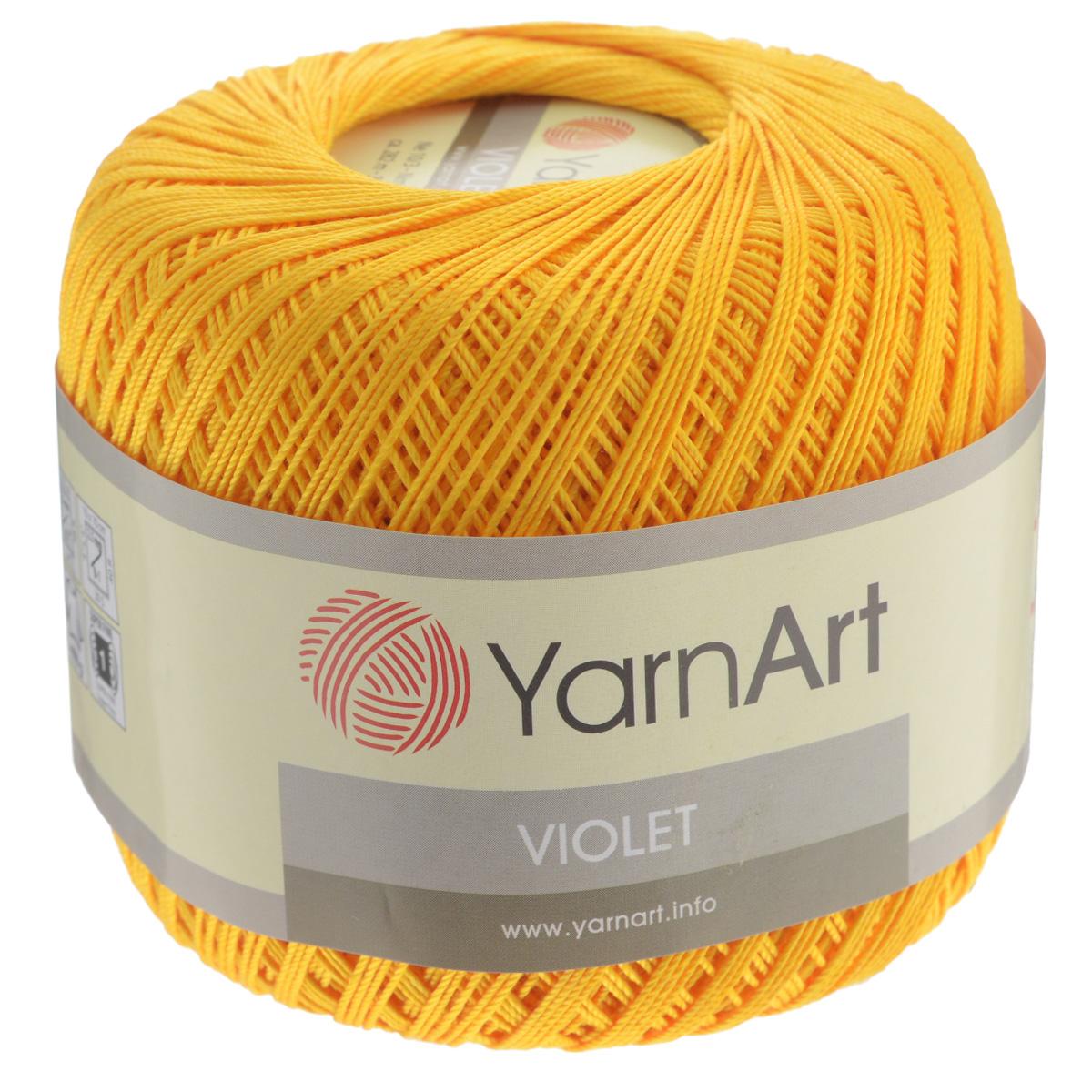 ����� ��� ������� YarnArt Violet, ����: ����-������ (5307), 282 �, 50 �, 6 �� - YarnArt / Yarn Art372018_5307����� ��� ������� YarnArt Violet - ������, ������� � ������� ����� �� 100% ���������������� ������ ��� ������� ������� � �������. ���� ������ �������� � �� �������������. ��� ������������ �����, ������� ���������� ������� �������������. ������� �������� ��� ������� ������� �������. ������������� ������� ��� ������� � ������� ����������� �������. ������������� ��� ������� �� ������ � ������ 2,5 ��. ������: 100% ������.
