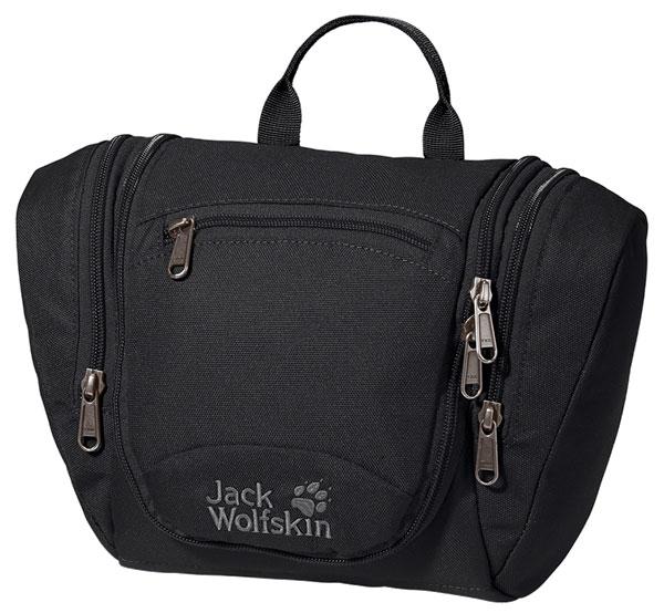 Несессер женский Jack Wolfskin Caddie, цвет: черный, 5 л8001211-6000Во вместительный несессер Jack Wolfskin Caddie можно уложить все принадлежности, которые потребуются в кемпинге и в поездке. Оснащен 1 основным отделением на застежке-молнии и 3 карманами на застежке-молнии на крышке. Кроме того, внутренний карман на застежке-молнии легко вынимается и может использоваться в качестве удобной косметички.