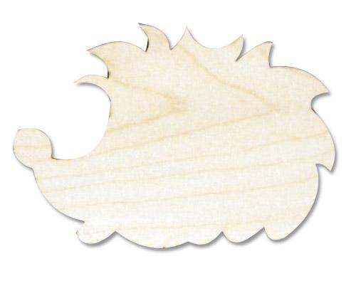 Деревянная заготовка Ежик колючий 15см 4 мм (L-4)688985Деревянная заготовка Ежик колючий 15см 4 мм (L-4)