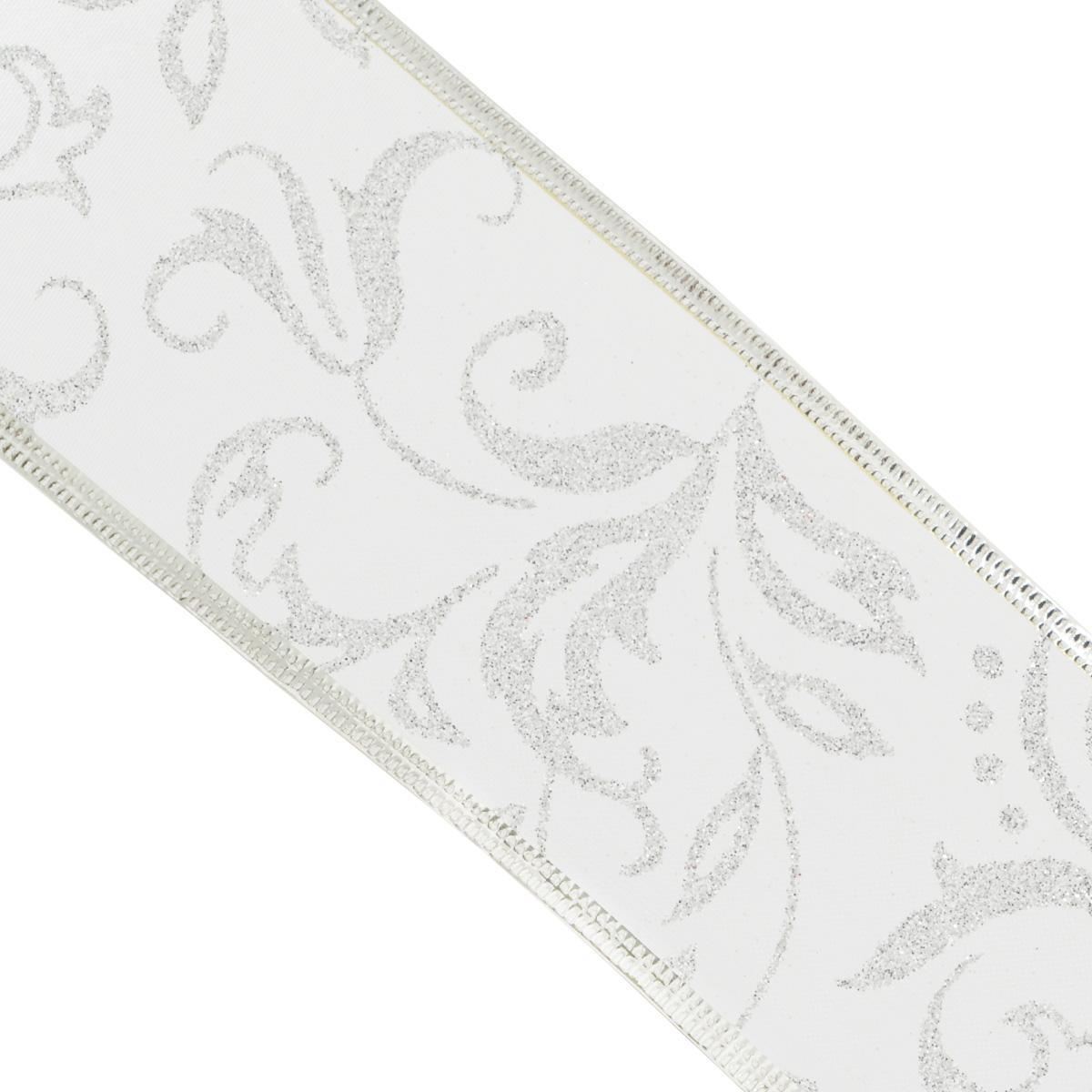"Декоративная лента ""Феникс-презент"", цвет: сиреневый, 2,7 м. 35393"