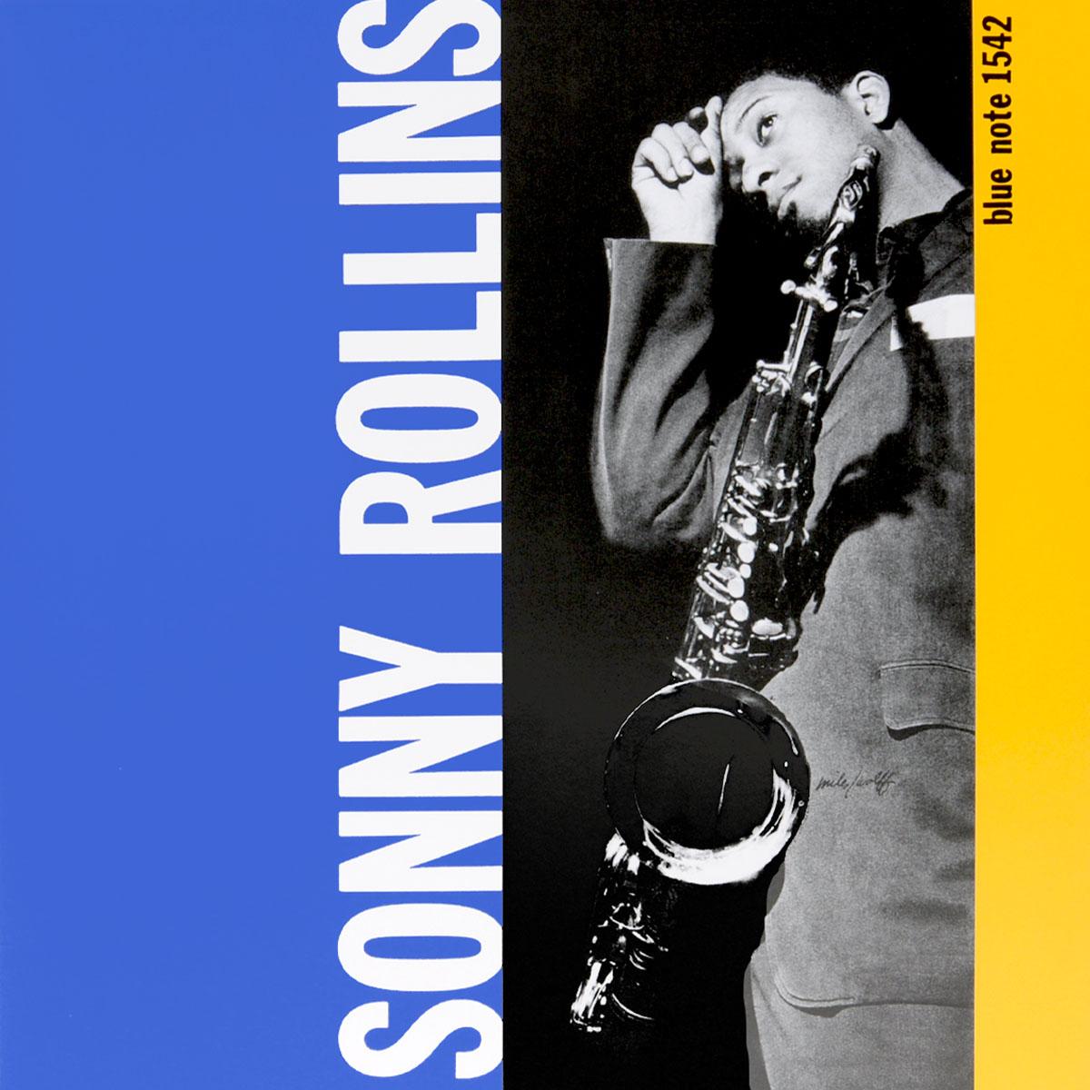 Sonny Rollins. Volume 1 (LP)