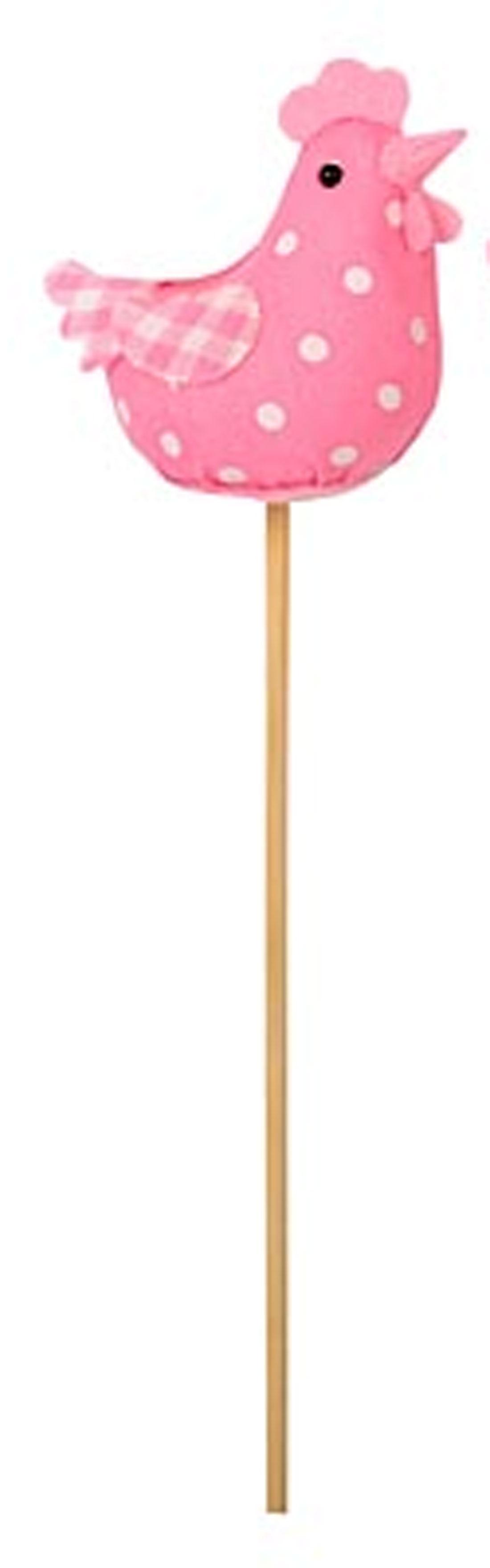 Декоративное пасхальное украшение на ножке Home Queen Петушок, рисунок: горох, высота 25 см64399_1Украшение пасхальное Home Queen Петушок изготовлено из высококачественного пластика и полиэстера и предназначено для украшения праздничного стола. Изделие выполнено в виде петушка на деревянной шпажке и декорировано принтом горох. Такое украшение прекрасно дополнит подарок для друзей и близких на Пасху. Высота: 25 см. Размер фигурки: 5,5 см х 2,5 см х 5 см.