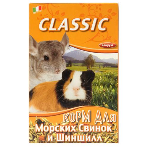 Корм Fiory Classic для морских свинок и шиншилл, 680 г8135Корм Fiory Classic - классическая смесь для морских свинок и шиншилл. Корм упакован в вакуум. Готов к употреблению. Состав: злаки и зерновые продукты, отруби, плоды масляных культур, гречиха, сушеная морковь, бобы рожкового дерева, пекарные продукты, макро- и микроэлементы. Товар сертифицирован.