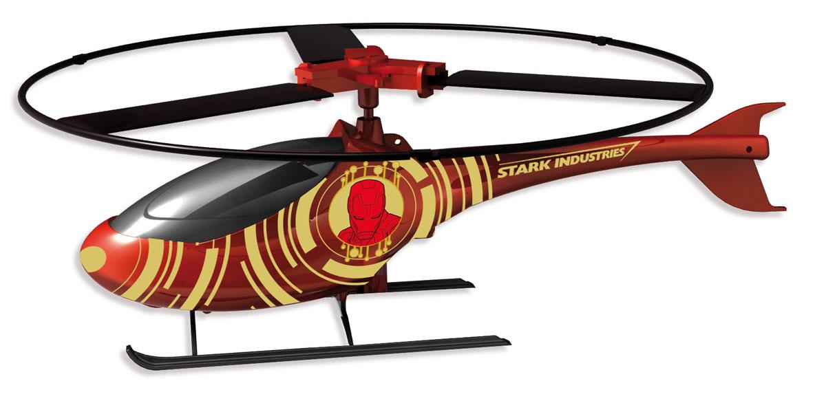 Вертолет 580114 IRON MAN с пускателем, в коробке, 6*35,5*30см ТМ MARVEL580114Яркий и интересный Вертолет с пусковым механизмом серии Iron Men прекрасно подойдет для активных летних игр на открытом воздухе и станет отличным подарком для каждого мальчугана. Игрушка выполнена в виде яркого стильного вертолета. Благодаря пусковому механизму вертолет легко запускается и летит. Вертолет прекрасно подойдет как для игр дома, так и на открытом воздухе.