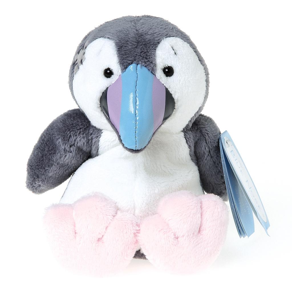 Me to You Мягкая игрушка Пингвин Rainbow, 10 смG73W0069Забавная мягкая игрушка Me to You Пингвин Rainbow привлечет внимание любого ребенка. Игрушка изготовлена из безопасных, приятных на ощупь текстильных материалов в виде пингвина с милыми заплатками. Глазки игрушки выполнены из пластика. Пластиковые гранулы, используемые при набивке игрушки, способствуют развитию мелкой моторики рук ребенка, развитию воображения и тактильной чувствительности. С такой забавной игрушкой можно смело засыпать в кроватке или отправляться на прогулку.