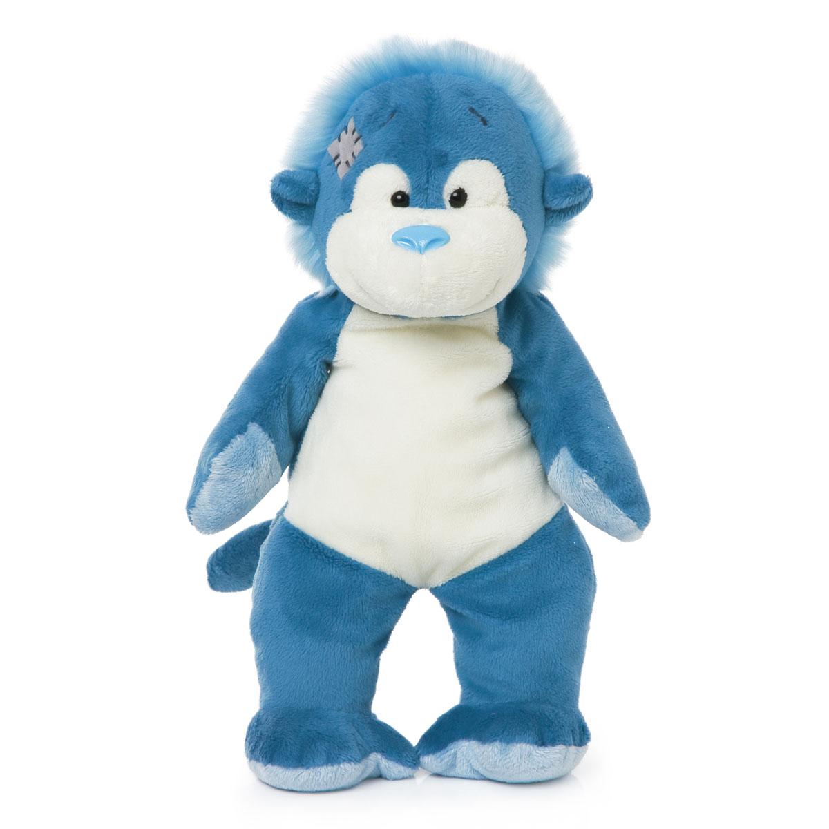 Me to You Мягкая игрушка Орангутанг Jungle, 28 смG73W0300Забавная мягкая игрушка Me to You Орангутанг Jungle станет лучшим другом для любого ребенка. Игрушка изготовлена из безопасных, приятных на ощупь текстильных материалов в виде орангутанга с милой заплаткой на голове. Глазки и нос игрушки выполнены из пластика. Пластиковые гранулы, используемые при набивке игрушки, способствуют развитию мелкой моторики рук ребенка. С такой забавной игрушкой можно смело засыпать в кроватке или отправляться на прогулку.