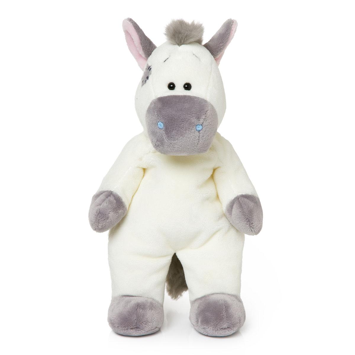 Me to You Мягкая игрушка Лошадь Bobbin, 28 смG73W0305Мягкая игрушка Me to You Лошадь Bobbin станет лучшим другом для любого ребенка. Она изготовлена из безопасных, приятных на ощупь текстильных материалов в виде лошадки с милой заплаткой на голове. Глазки игрушки выполнены из пластика. Пластиковые гранулы, использованные при набивке игрушки, способствуют развитию мелкой моторики рук ребенка. Удивительно мягкая игрушка принесет радость и подарит своему обладателю мгновения нежных объятий и приятных воспоминаний.