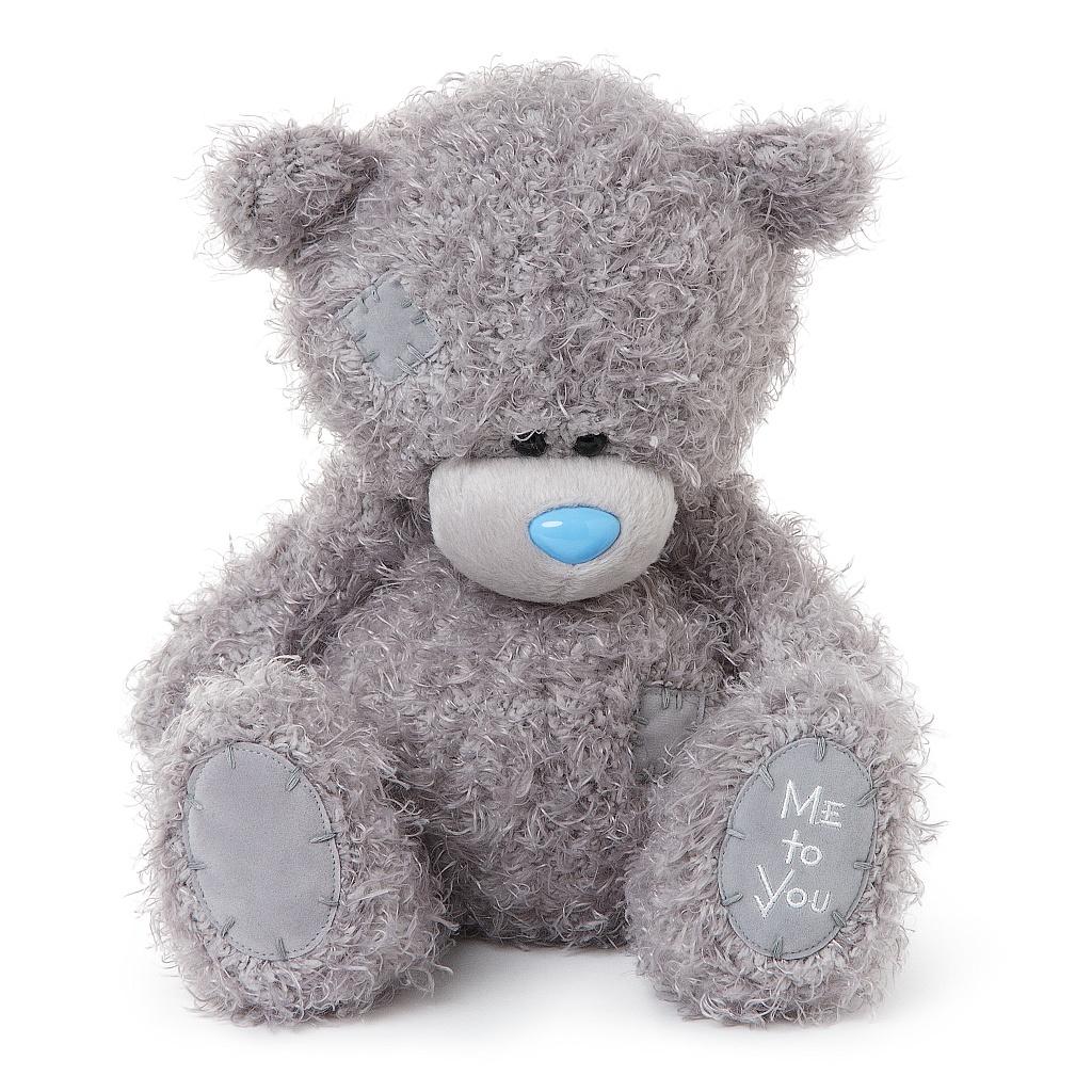 Me to You Мягкая игрушка Мишка Тедди, 17 см. G01W3603G01W3603Очаровательная игрушка Me to You Мишка Тедди выполнена в виде трогательного медвежонка. Игрушка изготовлена из высококачественных текстильных материалов. Специальные гранулы, используемые при ее набивке, способствуют развитию мелкой моторики рук малыша. Глазки и носик выполнены из пластика. Удивительно мягкая игрушка принесет радость и подарит своему обладателю мгновения нежных объятий и приятных воспоминаний. Долгая история Мишки Тедди создала целый культ в истории, про него снимали мультфильмы и фильмы, сочиняли сказки и песни, он был любимцем детей и взрослых множество лет и является им сейчас. Нет лучшего подарка для ребенка или для девушки, чем Мишка Тедди от Me To You. Он способен выразить Вашу любовь, заботу или дружбу. Он подарит огромное количество любви и ласки своему владельцу, как это делали миллионы других медведей Тедди, до него. Это именно та игрушка, которая имеет свою неповторимую историю, такого медведя можно вспомнить из своего детства или...