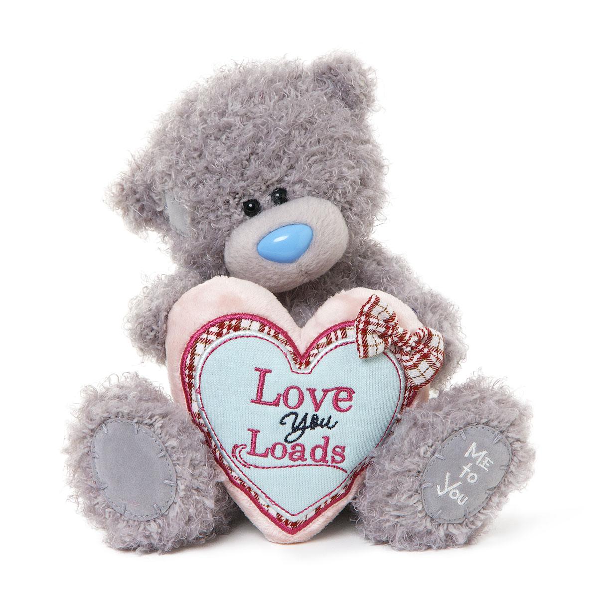 Me to You Мягкая игрушка Мишка Тедди, 17 см. G01W3292