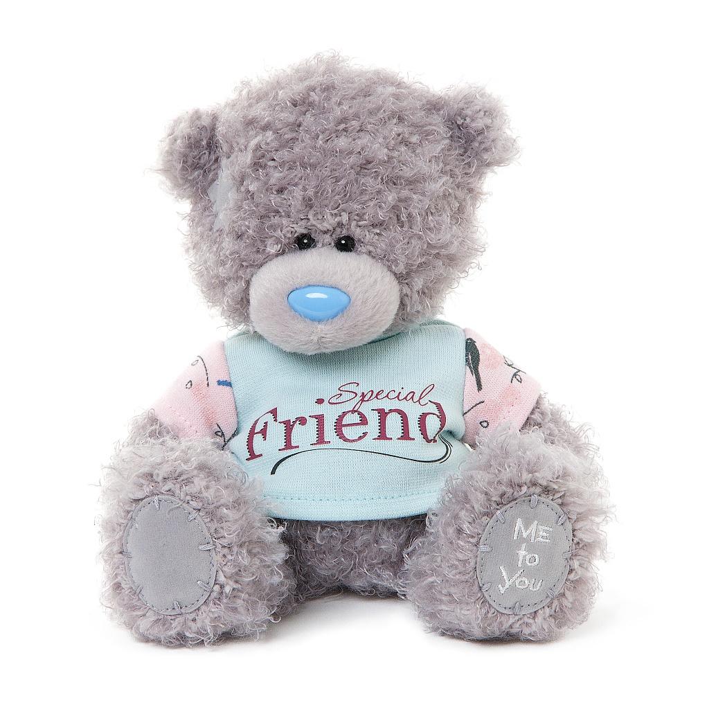 Me to You Мягкая игрушка Мишка Тедди, 15 см. G01W3370