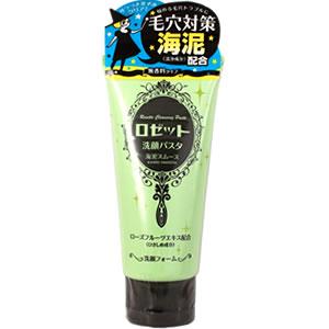Rosette Смягчающая пенка для умывания с морскими грязями, очищающая поры и избавляющая от черных точек, 120 гр.533901Rosette Cleansing Paste (Sea Mud) - паста для умывания с морской грязью, шиповником и солодкой для жирной и проблемной кожи. Очищает поры (белая глина), обладает противовоспалительным действием (солодка),является средством профилактики угревой сыпи (минеральная грязь). Экономно расходуется, для умывания достаточно одной горошинки. Не содержит спирта, парабенов, отдушки и минеральных масел.