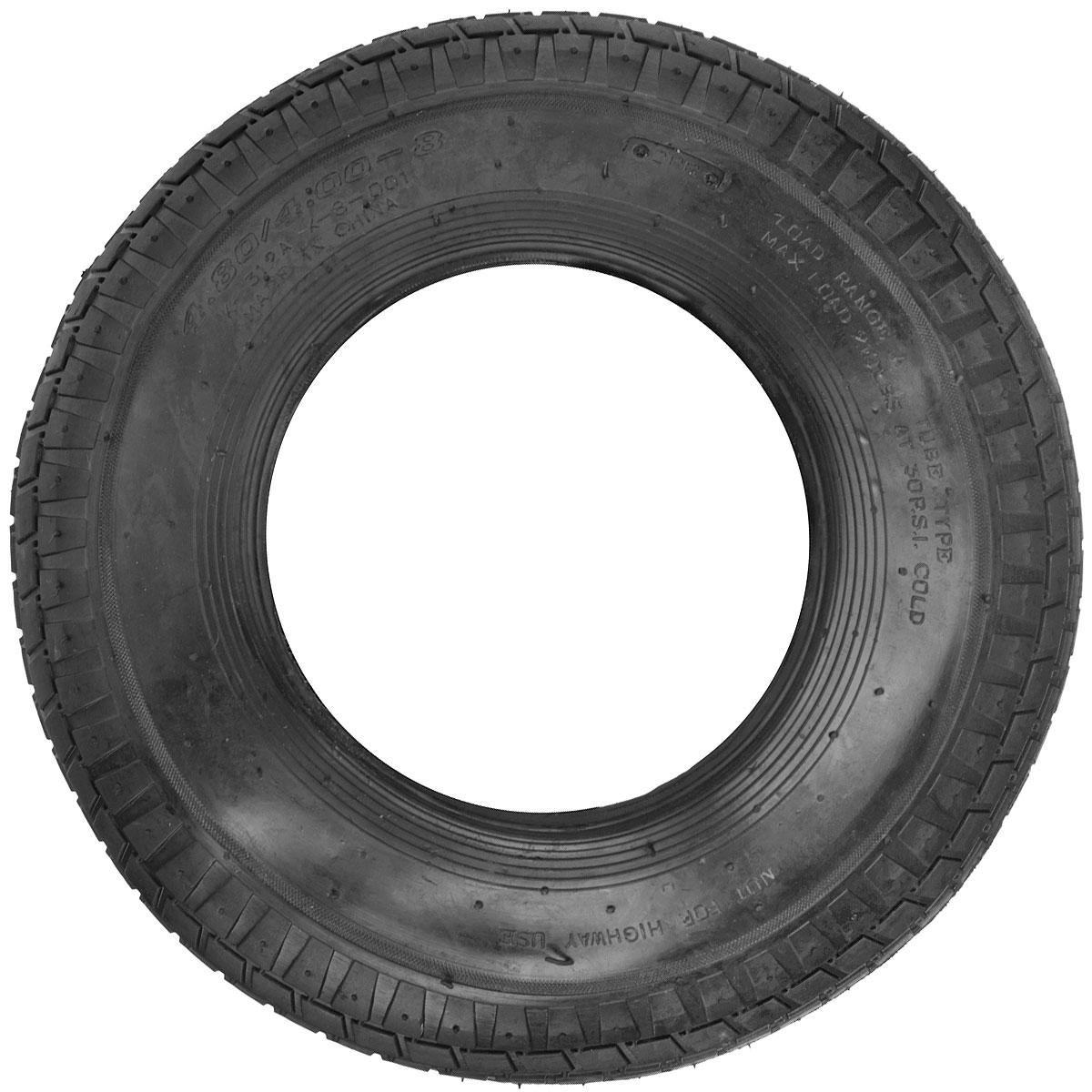 "Шина запасная для колеса ""Fit"", 4.80/4.00-8 (16'' x 4'')"