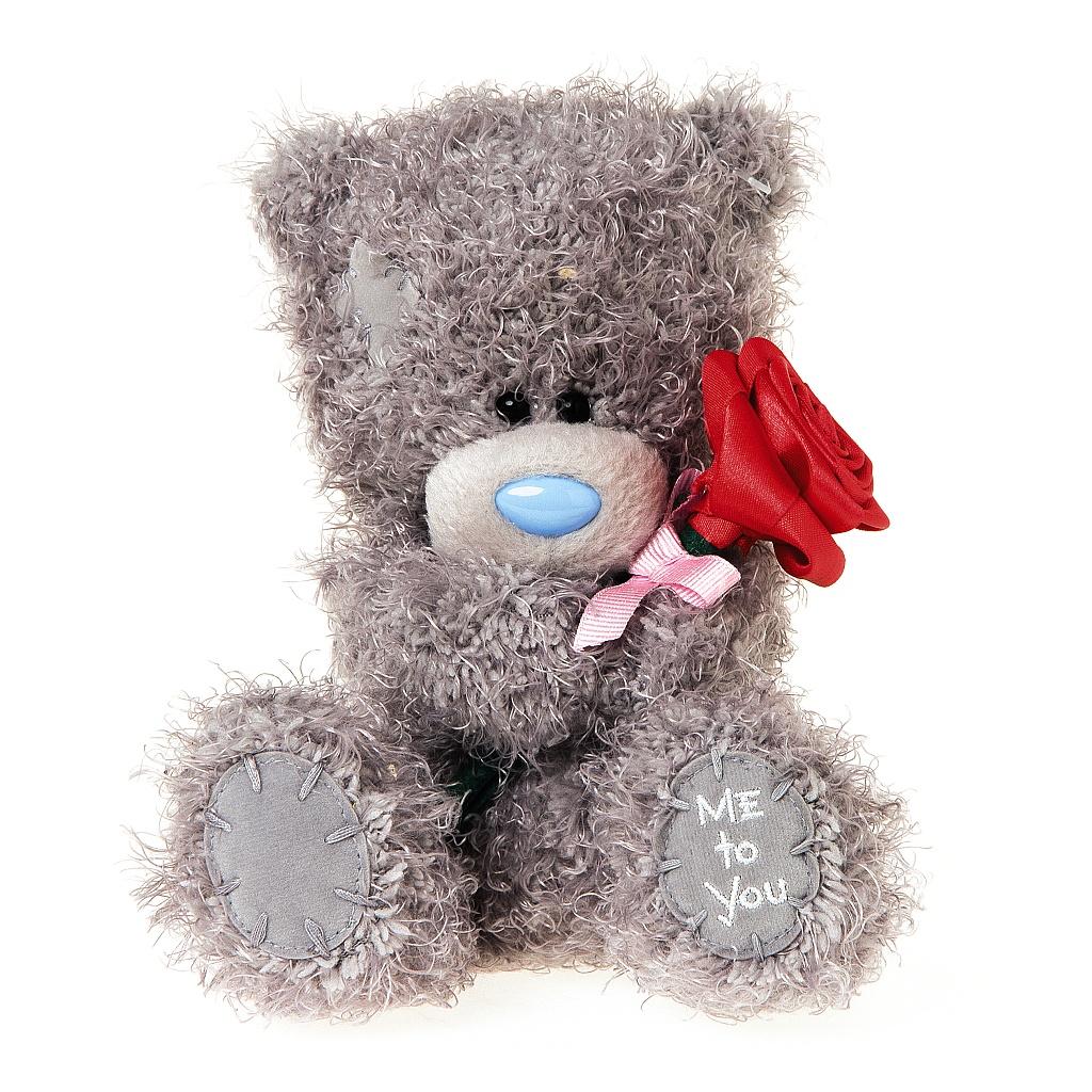 Me to You Мишка Тедди с розойG01W3816Новая коллекция Me to you ко дню Святого Валентина. Мишка Тедди держит красивую розу. Медвежонок metoyou – лучший подарок для любимого и дорогого человека