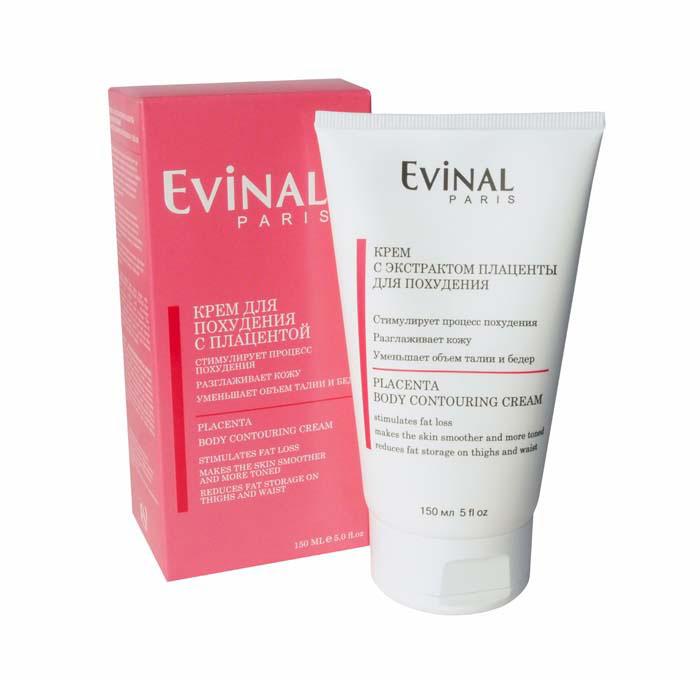 """Крем """"Evinal"""" для похудения, с экстрактом плаценты, 150 мл"""