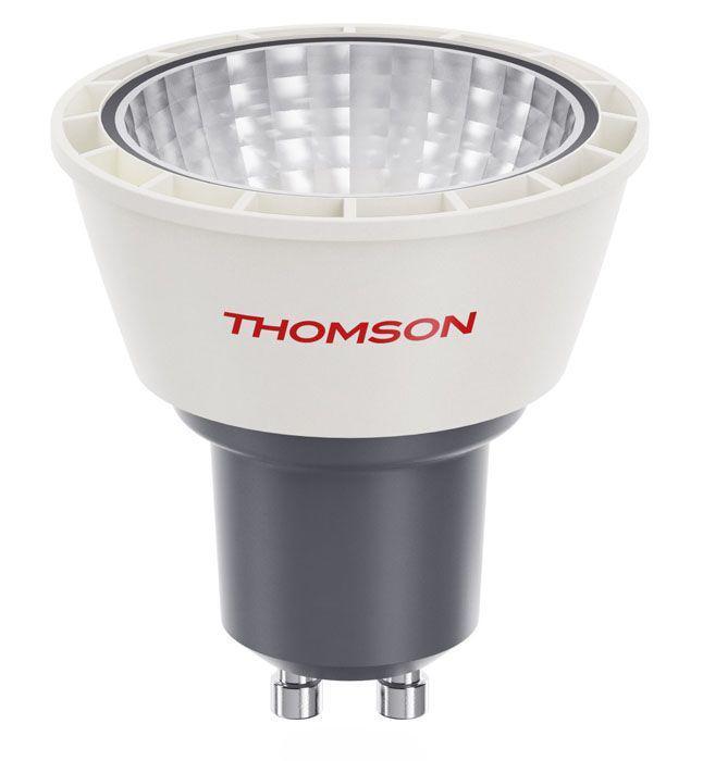 Лампа LED Thomson TL-MR16С-5W220V GU10, 100-240V, 5000K, 5W, 400 Люмен