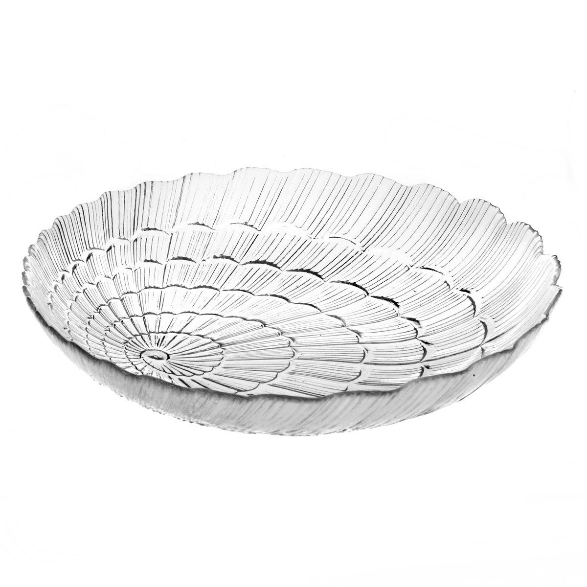 Набор тарелок Pasabahce Atlantis, диаметр 21 см, 6 шт10235BНабор Pasabahce Atlantis состоит из шести тарелок, выполненных из высококачественного закаленного стекла. Они имеют оригинальную форму и декорированы рельефным узором. Тарелки прекрасно подойдут для красивой сервировки различных блюд. Оригинальность оформления тарелок придется по вкусу и ценителям классики, и тем, кто предпочитает утонченность и изящность. Набор тарелок Atlantis станет украшением вашего стола и послужит отличным подарком к любому празднику. Диаметр тарелки: 21 см. Высота тарелки: 4 см.