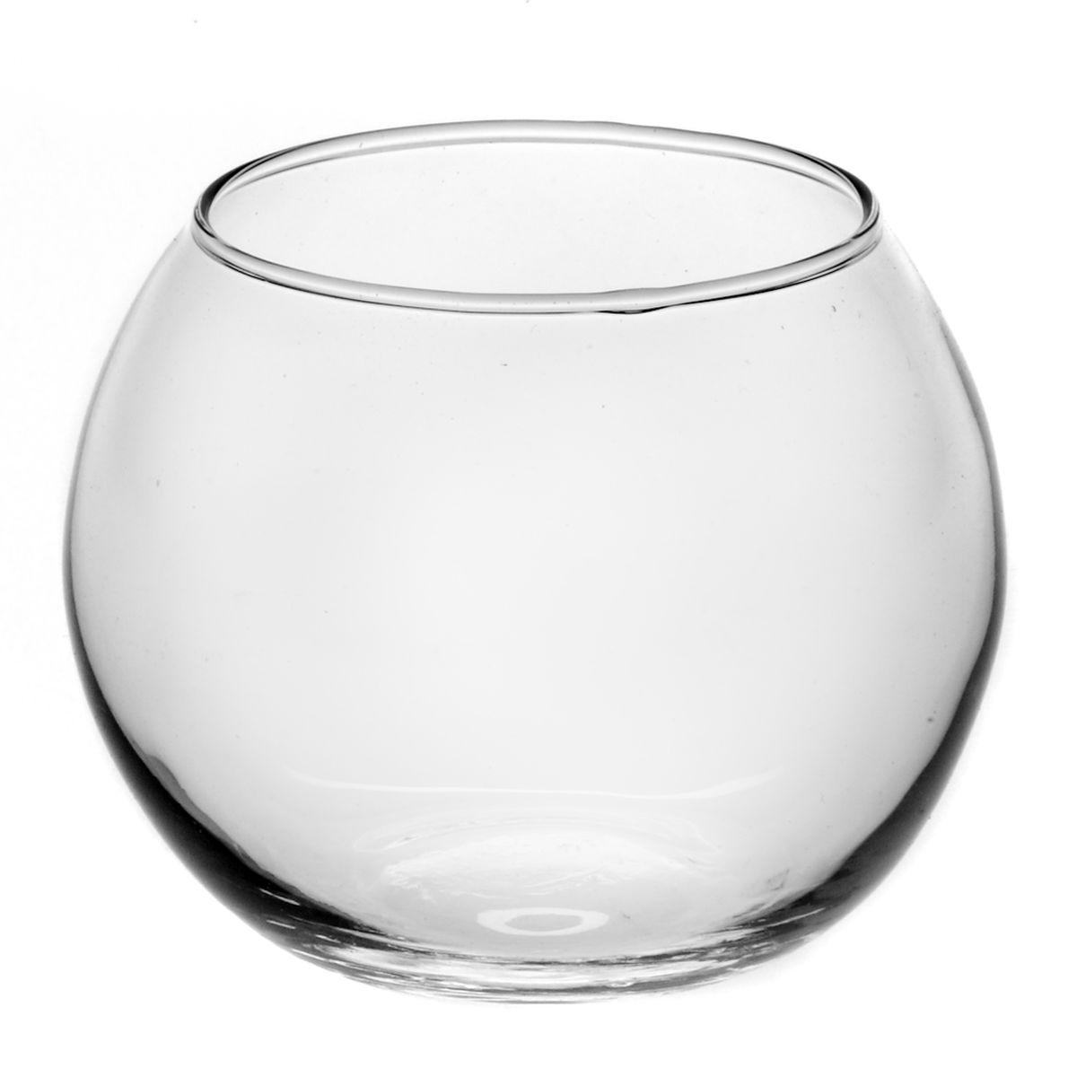 Ваза Pasabahce Flora, высота 10,5 см43417BКруглая ваза Pasabahce Flora, выполненная из натрий-кальций-силикатного стекла, сочетает в себе изысканный дизайн с максимальной функциональностью. Ваза имеет гладкие прозрачные стенки. Она идеально подойдет для небольших цветов. Такая ваза придется по вкусу и ценителям классики, и тем, кто предпочитает утонченность и изысканность. Высота вазы: 10,5 см. Диаметр вазы (по верхнему краю): 8 см.