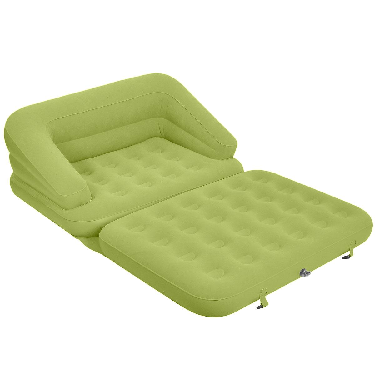 Кресло-кровать SOFA BED, трансформер, с электрическим насосом