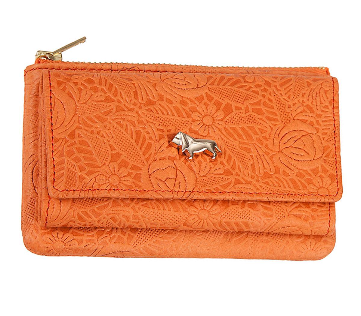 Ключница Labbra, цвет: оранжевый. L033-0982-5