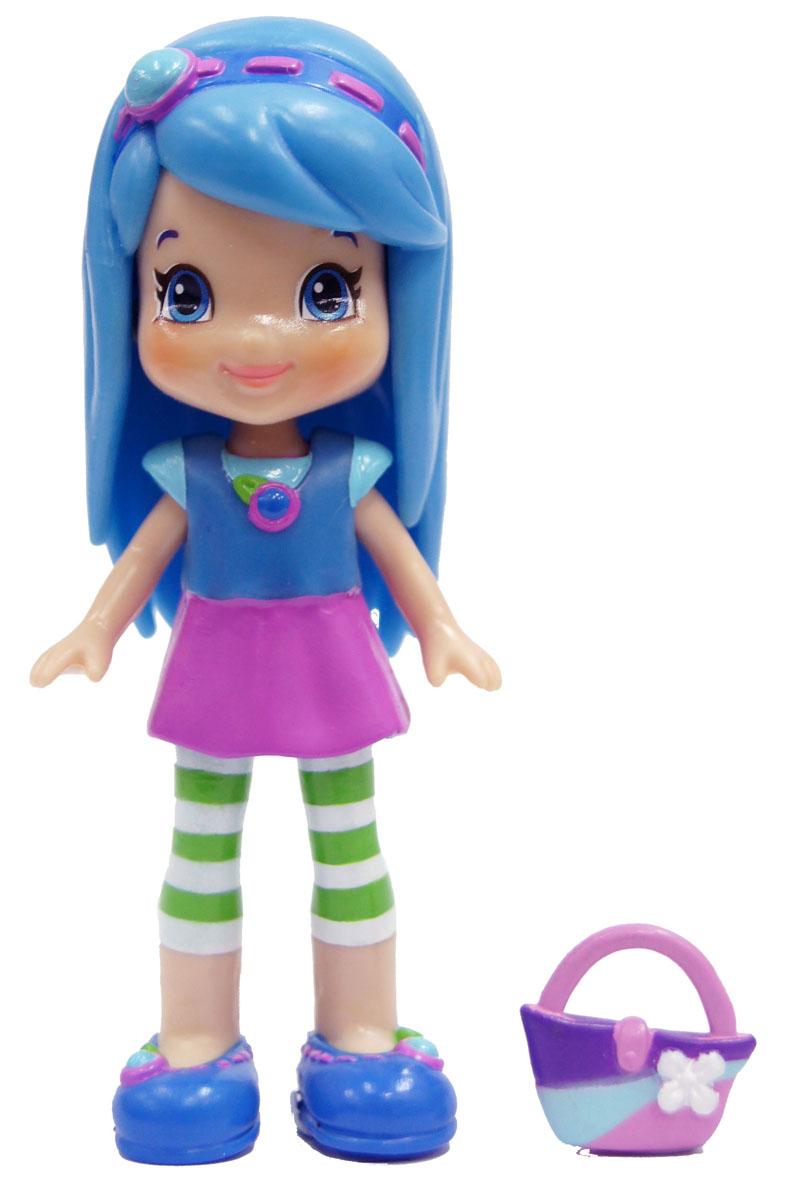 Игрушка Шарлотта Земляничка Кукла 8 см, кор. черничка12260_черничкаКуклы и одежда полностью пластиковые. Одежда снимается.
