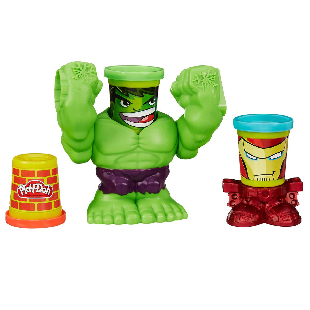 Play-Doh Игровой набор Битва Халка