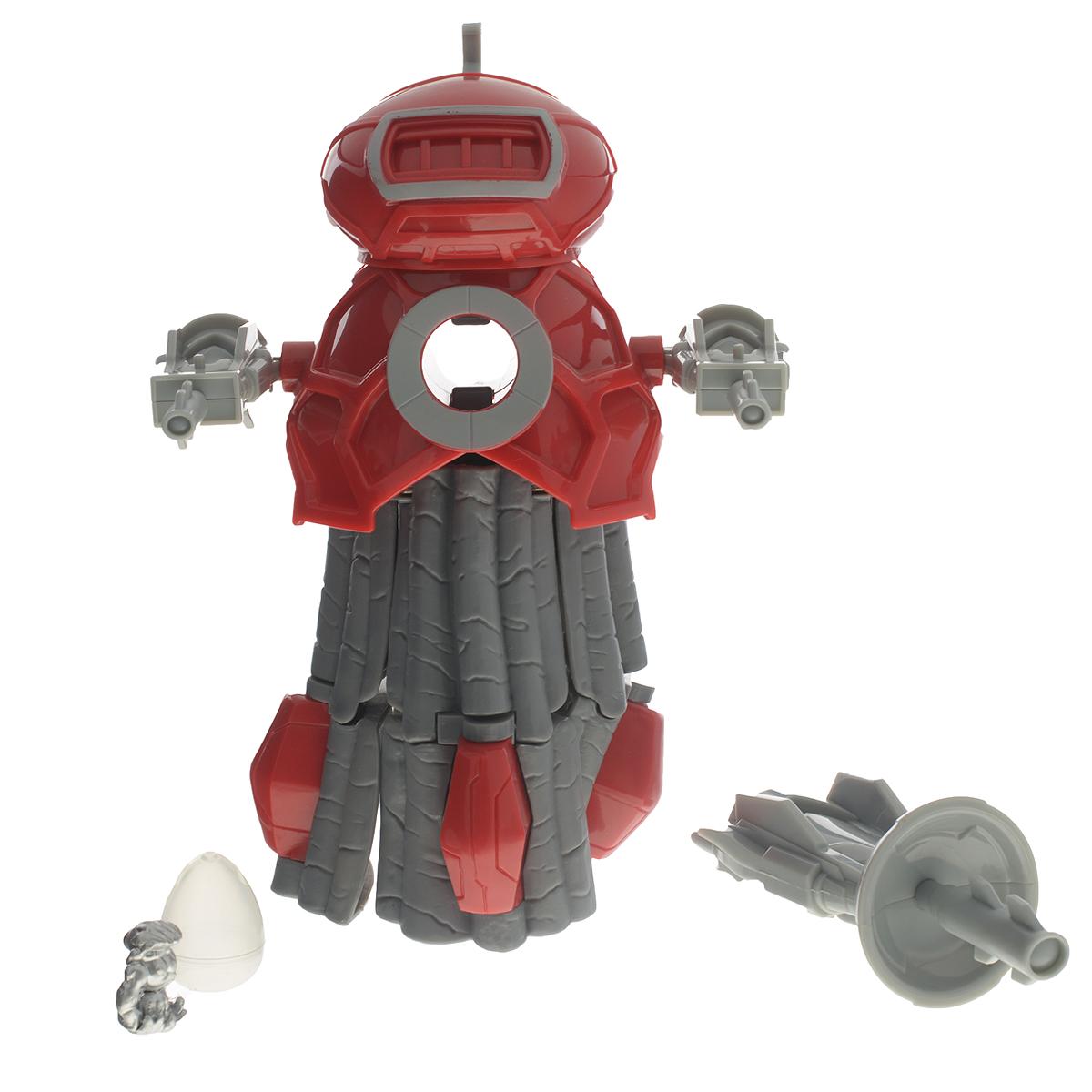 Atomicron Космический корабль Xenon AtomGPH18309_красн_серКосмический корабль Atomicron Xenon Atom, выполненный из прочного пластика, обязательно понравится вашему ребенку! Этот трансформобиль создан для усиления армии Атомикрона, чтобы доминировать на поле боя. Он способен изменять свою форму. Его длинные опоры могут сгибаться и разгибаться, а орудия поворачиваться. В набор также входят фигурка пилота и прозрачная мини-капсула для него. В капсуле фигурку можно поместить внутрь корабля в круглое отверстие. Соберите все армии союза Атомикрон и их злобных противников - обитателей Антиматерии, и устройте эпичное миниатюрное сражение за мир и порядок во вселенной! Порадуйте своего малыша таким замечательным подарком!
