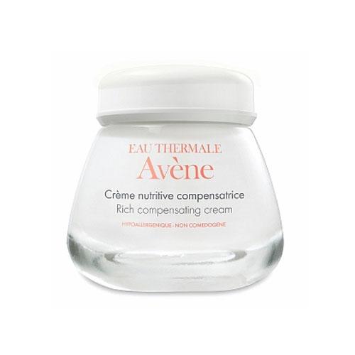 Avene Питательный компенсирующий крем для лица Sensibles 50 млC05141Ежедневный питательный уход за сухой или ослабленной чувствительной кожей лица и шеи. Восстанавливает жизненно необходимые функции кожи, компенсирует гидролипидную недостаточность сухой кожи