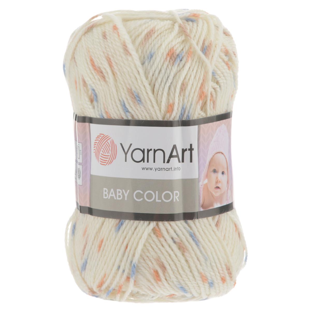 Пряжа для вязания yarnart baby color