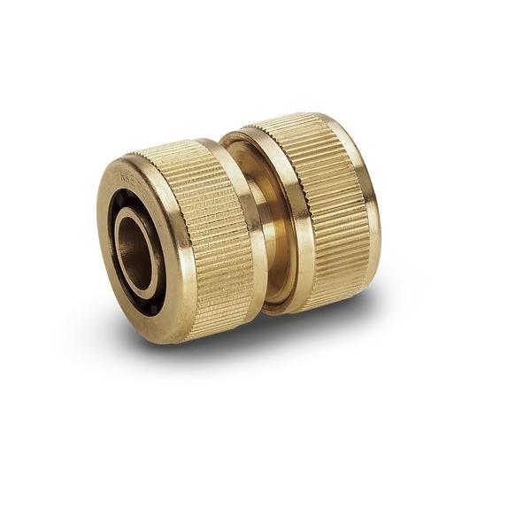 Муфта латунная Karcher ремонтная, 3/4 2.645-103.02.645-103.0Муфта ремонтная Karcher предназначена для соединения шлангов 3/4. Выполнена из латуни. Быстрое соединение шланга в случае повреждения, разрыва, удлинения.
