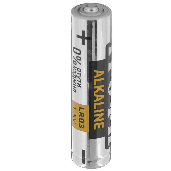 "Батарейка алкалиновая ""Трофи"", тип AAA (LR03), 1,5В, 40 шт 5055398651278"