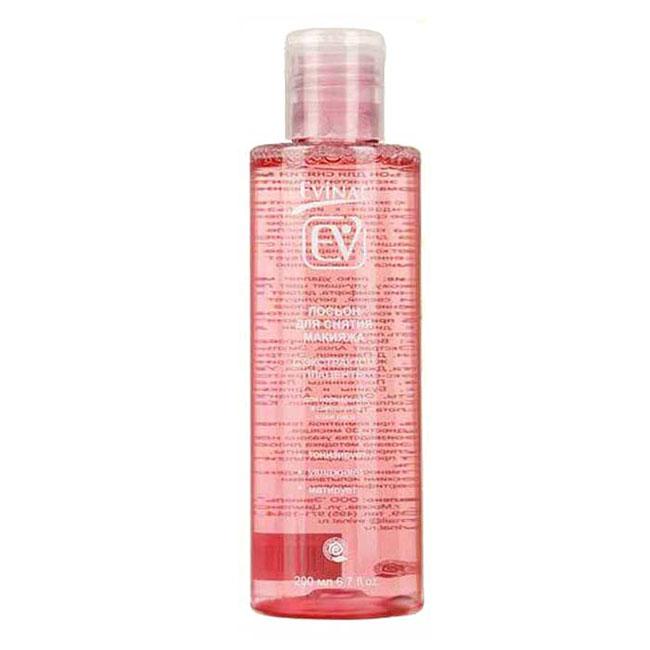 """Лосьон для снятия макияжа """"Evinal"""" с экстрактом плаценты, для нормальной и смешанной кожи лица, 150 мл 0141"""