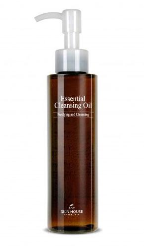 The Skin House Oчищающее гидрофильное масло для лица, 150 млУТ000001241Гидрофильнео масло-это первая ступень глубокой очистки пор от загрязнений, макияжа и черных точек. Гидрофильное масло буквально плавит все загрязнения и жировые пробки в порах. Гидрофильное масло смывает без остатака не только обычный макияж, но так же и средства с солнцезащитными фильтрами, ББ крем и водостойкую профессиональную косметику. Масло не закупоривает поры, а наоборот нормализует состояние жирной, проблемной и комбинированной кожи. Так же масло может быть использловано для очищения даже очень чувствительной кожи. Гидрофильное масло сожержит натуральное масло оливы, масло косточек шиповника за счет чего интенсивно питает кожу, не придавая ей липкости.