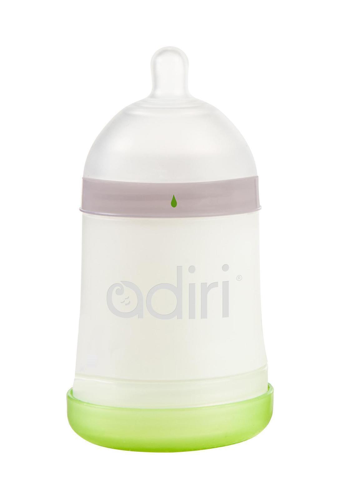 Детская бутылочка Adiri NxGen Newborn Nurser White, 0-3 мес., 163 мл.