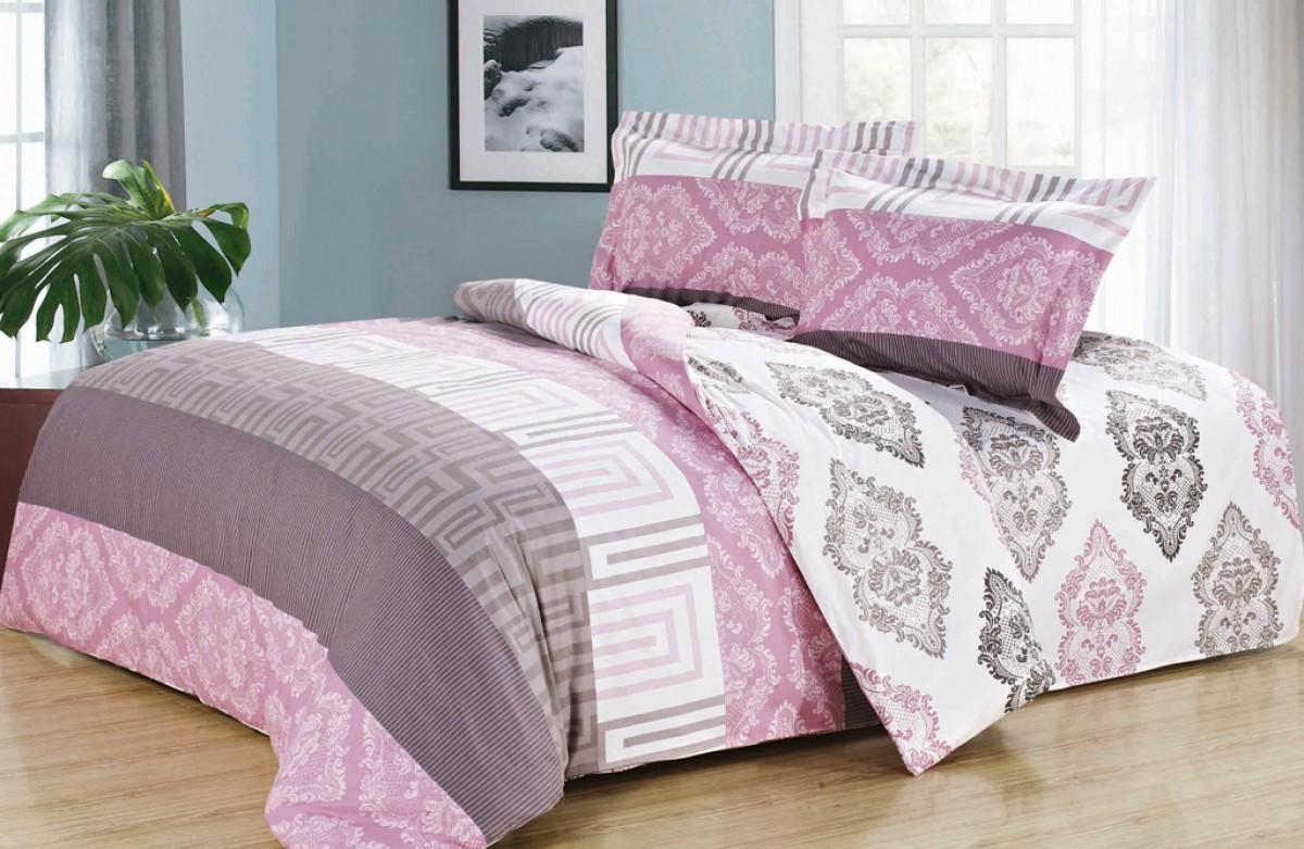 Комплект белья 9871 (1,5-спальный КПБ, сатин, наволочки 70x70)0987109871 Комплект постельного белья 4 предмета. Хлопок 100%. Сатин. Пододеяльник 150х205 - 1 шт, простыня 210х230 - 1 шт, наволочка 70x70 - 2 шт.