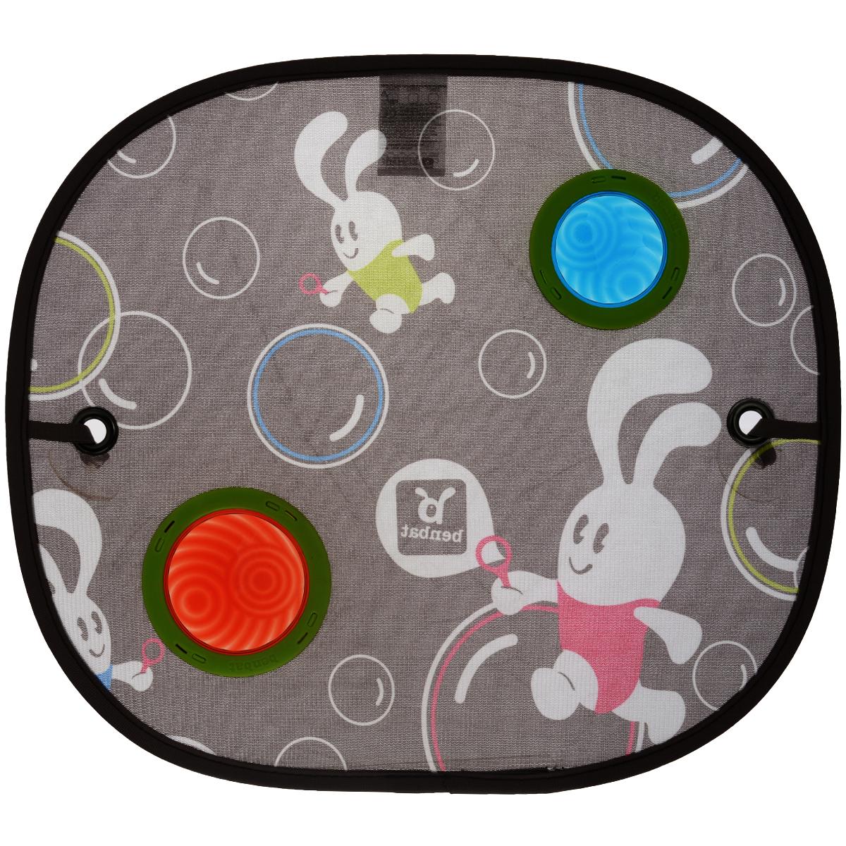 """Солнцезащитная шторка для автомобиля BenBat """"Волшебные пузыри"""" SS603"""