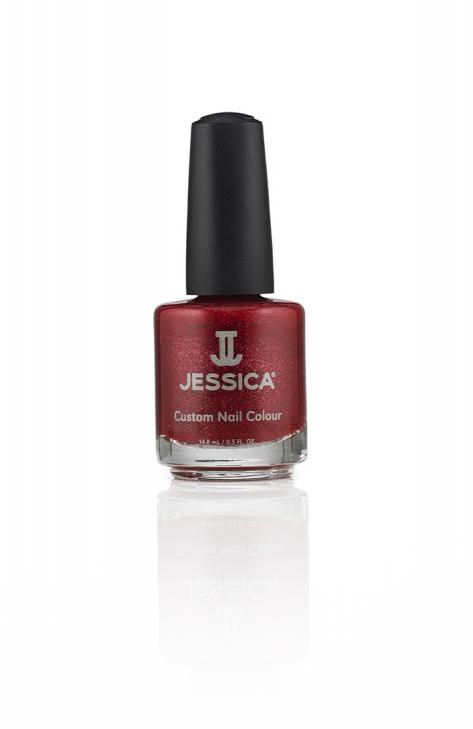 Jessica Лак для ногтей, оттенок 1009 Holiday Magic, 14,8 млUPC 1009Лаки JESSICA содержат витамины A, Д и Е, обеспечивают дополнительную защиту ногтей и усиливают терапевтическое воздействие базовых средств и средств-корректоров.