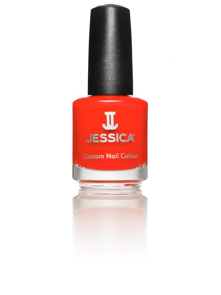 Jessica Лак для ногтей, оттенок 208 Red Delight, 14,8 млUPC 208Лаки JESSICA содержат витамины A, Д и Е, обеспечивают дополнительную защиту ногтей и усиливают терапевтическое воздействие базовых средств и средств-корректоров.