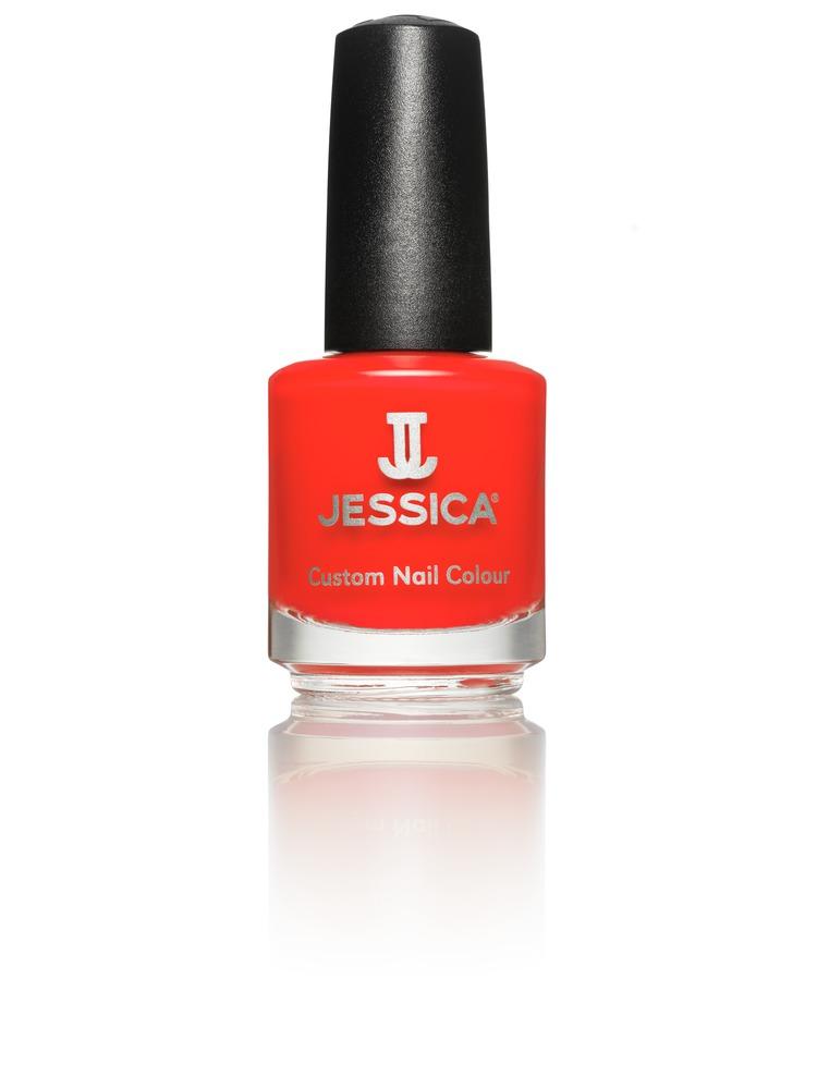 Jessica Лак для ногтей, оттенок 225 Confident Corral, 14,8 млUPC 225Лаки JESSICA содержат витамины A, Д и Е, обеспечивают дополнительную защиту ногтей и усиливают терапевтическое воздействие базовых средств и средств-корректоров.