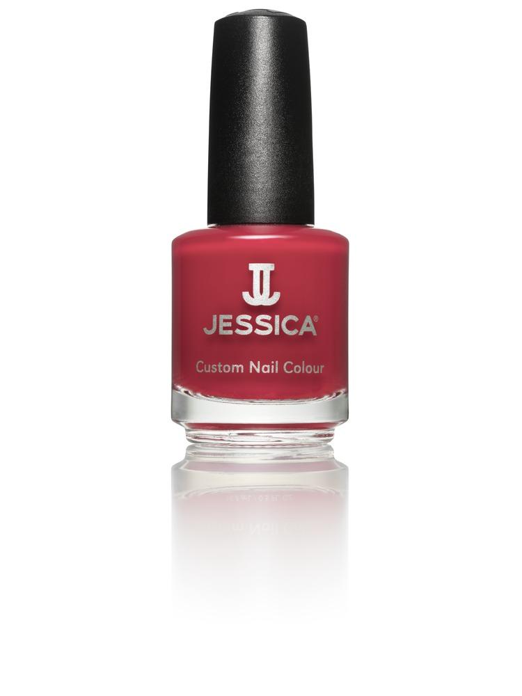 Jessica Лак для ногтей, оттенок 726 Desire, 14,8 млUPC 726Лаки JESSICA содержат витамины A, Д и Е, обеспечивают дополнительную защиту ногтей и усиливают терапевтическое воздействие базовых средств и средств-корректоров.