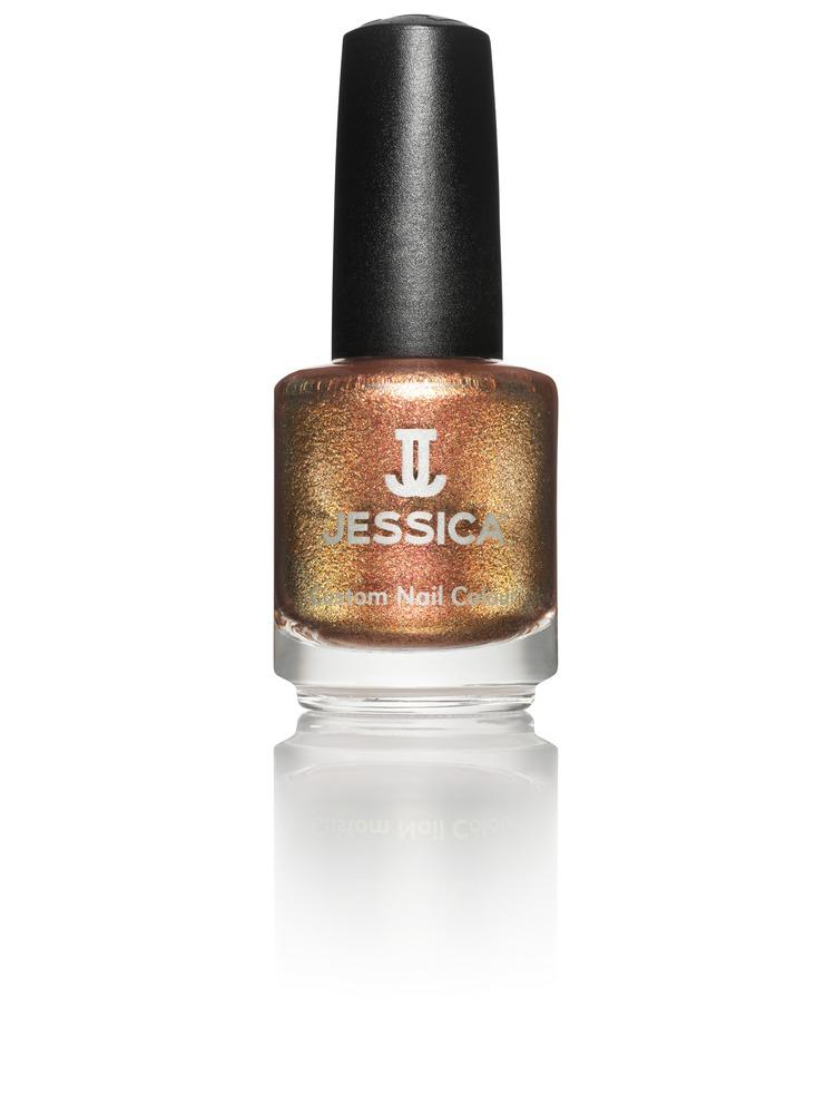 Jessica Лак для ногтей, оттенок 736 Gingersnap, 14,8 млUPC 736Лаки JESSICA содержат витамины A, Д и Е, обеспечивают дополнительную защиту ногтей и усиливают терапевтическое воздействие базовых средств и средств-корректоров.