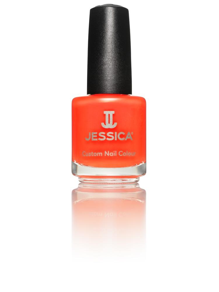 Jessica Лак для ногтей, оттенок 746 Alia-Sun-Kissed Beauty, 14,8 млUPC 746Лаки JESSICA содержат витамины A, Д и Е, обеспечивают дополнительную защиту ногтей и усиливают терапевтическое воздействие базовых средств и средств-корректоров.
